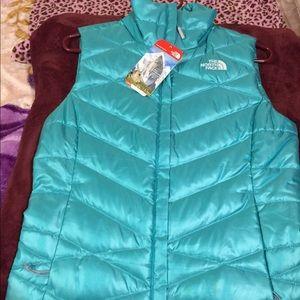 The North Face women vest